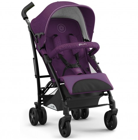 Kiddy Evocity 1 Pushchair - Royal Purple