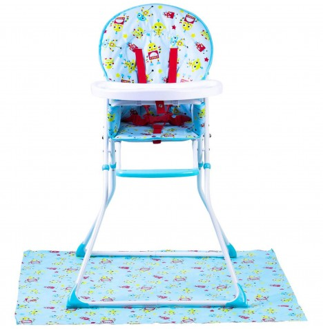 Red Kite Feed Me Compact Highchair - Robot..