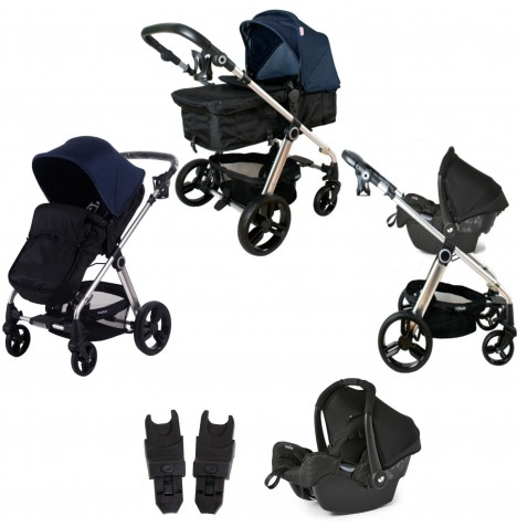My Babiie MB150 Gemm Travel System - Denim