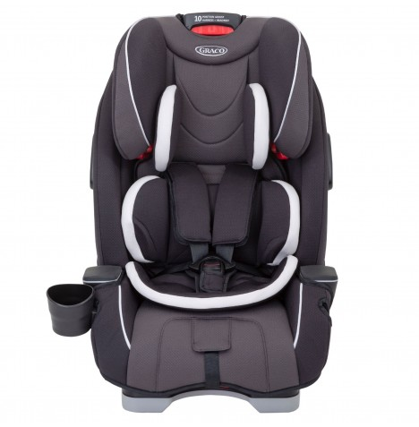 Graco Slimfit Group 0+123 Car Seat - Pearl Grey