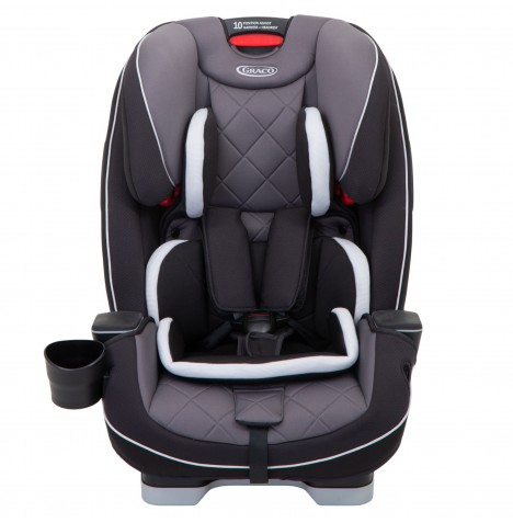 Graco Slimfit LX Group 0+123 Car Seat - Slate