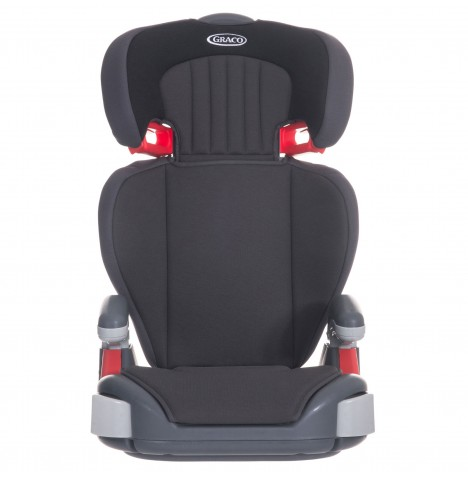 Graco Junior Maxi Group 2/3 Booster Car Seat - Midnight Black