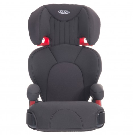 Graco Logico L Group 2/3 Car Seat Booster Seat - Midnight Grey