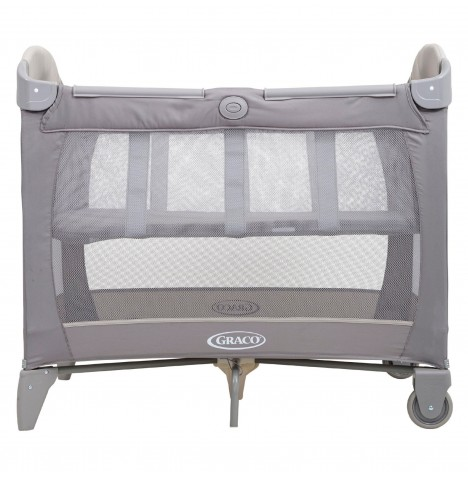 Graco Contour (With Bassinet) Travel Cot - Paloma