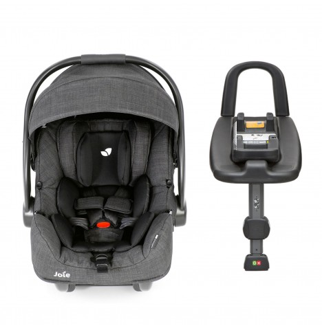 Joie i-Gemm Group 0+ Car Seat & i-Base Advance - Pavement