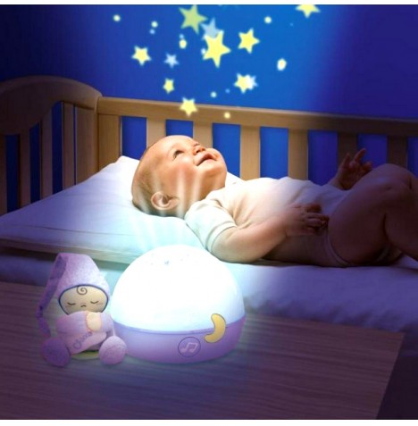 Chicco Goodnight Stars Projector - Pink