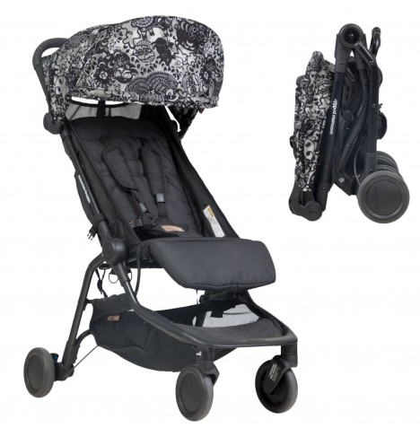 Mountain Buggy Special Edition Nano Stroller - Year Of The Pig