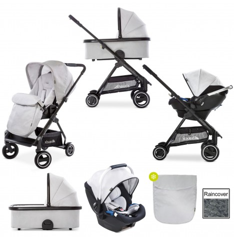 Hauck Apollo Travel System & Carrycot - Lunar