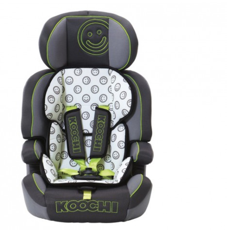 Koochi Car Seat Grey