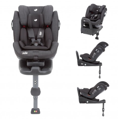 Joie Stages Isofix Group 0+,1,2 Car Seat - Pavement..