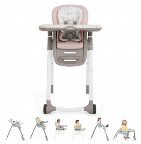 Joie Multiply 6in1 Highchair - Forever Flowers