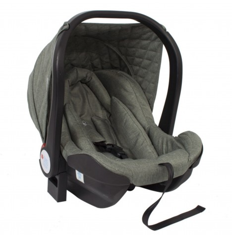 My Babiie i-Size Group 0+ Car Seat - Sage