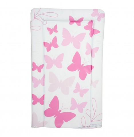 My Babiie Changing Mat - Pink Butterflies