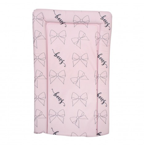 My Babiie Changing Mat - Pink Bows...