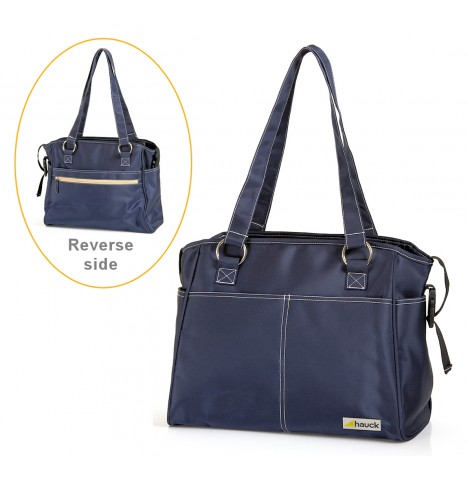 Hauck Changing Bag City - Navy Blue...