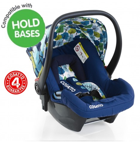 Cosatto Hold Group 0+ Baby Car Seat - Nightbird..