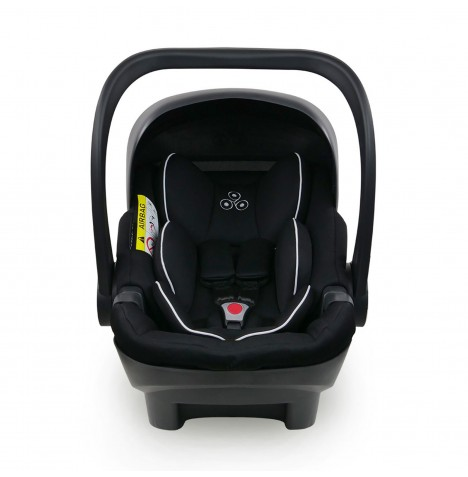 Ickle Bubba Mercury i-Size Infant Carrier Car Seat - Black