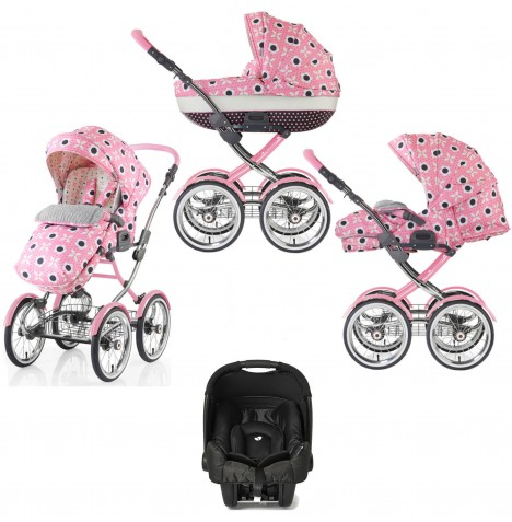 Cosatto Wonder 3 in 1 Travel System - Bon Bon