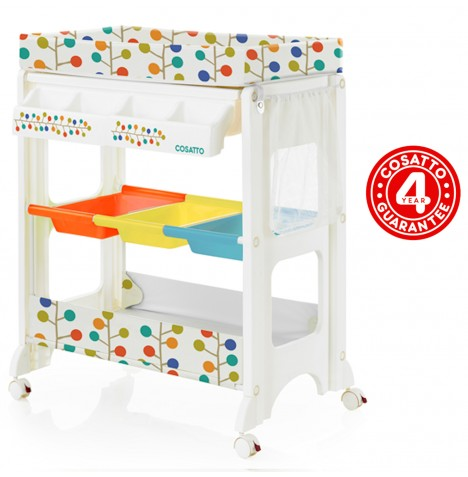 Cosatto Easi Peasi Baby Changing Table - Fable...