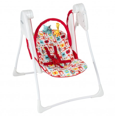 Graco Baby Delight Swing - Wild Day Out...
