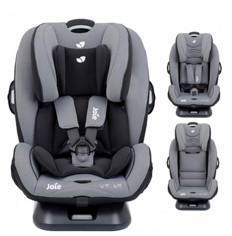 Joie Every Stage Verso Group 0+,1,2,3 ISOFIX Child Car Seat - Slate Grey