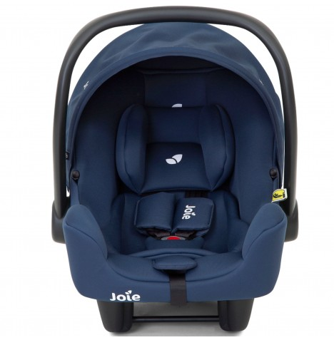Joie i-Snug Group 0+ Car Seat - Deep Sea Blue