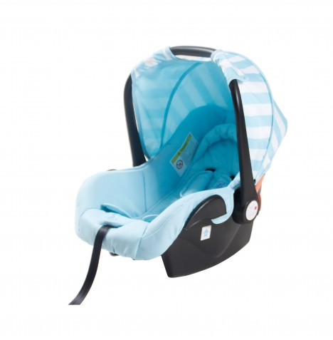 My Babiie M100+ *Billie Faiers Collection* Group 0+ Car Seat - Blue Stripes