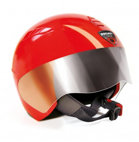 Ducati Safety Helmet by Peg Perego - Red