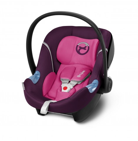 Cybex Aton M Gold Group 0+ Car Seat - Mystic Pink