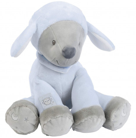 Hippychick Nattou Cuddly Sam the Sheep Soft Toy