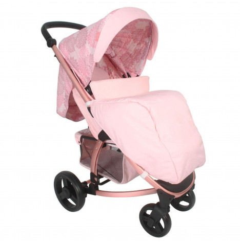 My Babiie MB200 Pushchair *Katie Piper Believe Range* - Rose Gold Floral