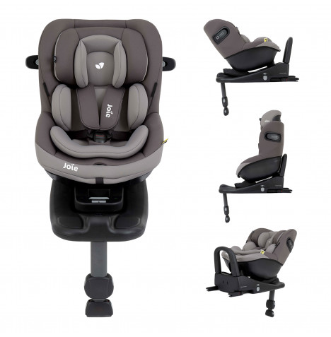 Joie i-Venture Group 0+/1 Car Seat And i-Base Advance ISOFIX Base - Dark Pewter