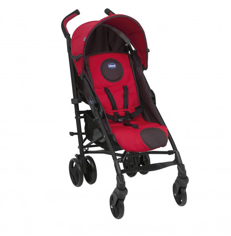 Chicco Liteway Plus Pushchair Stroller - Fire