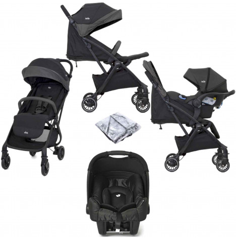 Joie Mothercare Exclusive Tourist (Gemm) Travel System - Ember