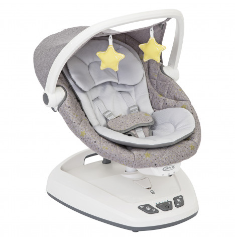 Graco Move With Me Canopy Swing - Stargazer