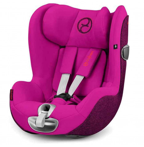 Cybex Sirona Z Platinum 360 Spin Car Seat - Passion Pink