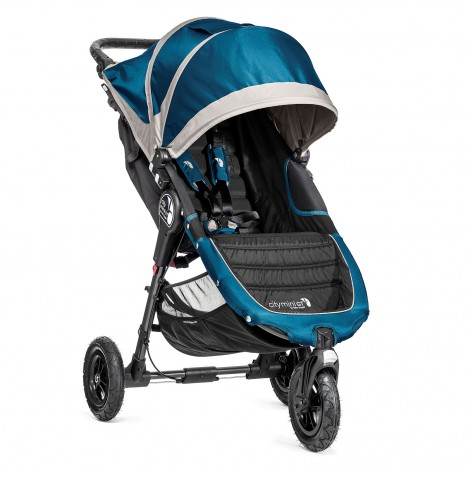 New Baby Jogger City Mini GT Single Stroller - Teal