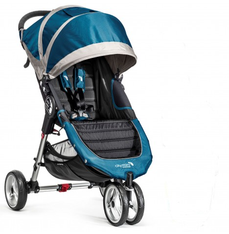 New Baby Jogger City Mini Single Stroller - Teal