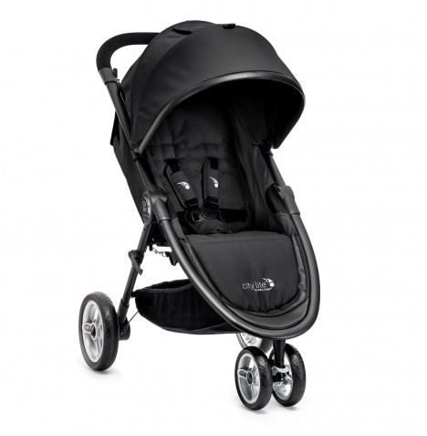 New Baby Jogger City Lite Stroller - Black