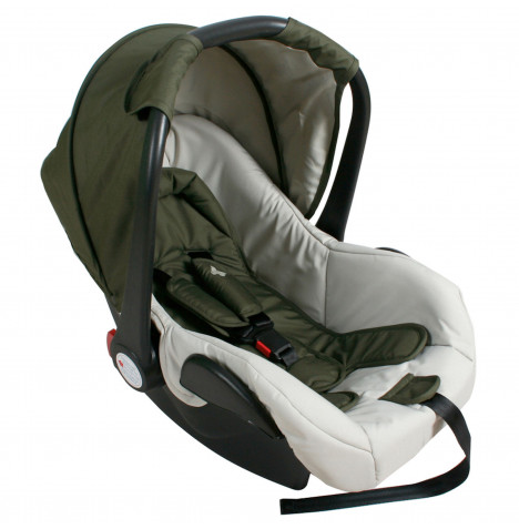 My Babiie Katie Piper Believe 0+ Car Seat - Olive