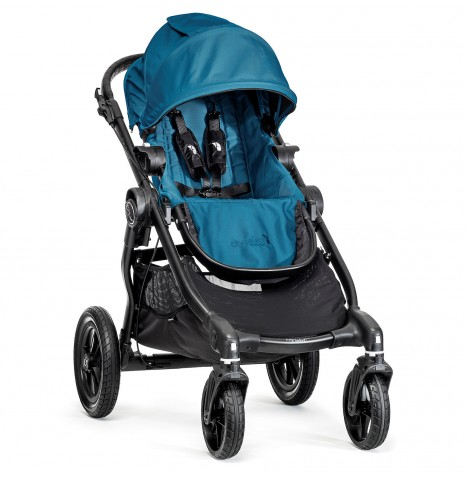 New Baby Jogger City Select Stroller - Teal