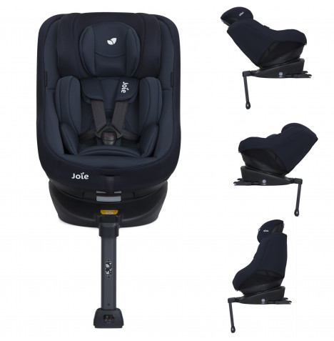 Joie Spin 360 Group 0+/1 ISOFIX Car Seat - Deep Sea
