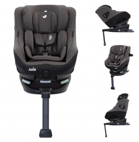 Joie Spin 360 GT Luxury Group 0+/1  ISOFIX Car Seat - Ember