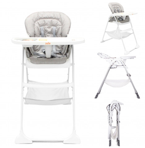 Joie Mimzy Snacker Highchair - Satellite