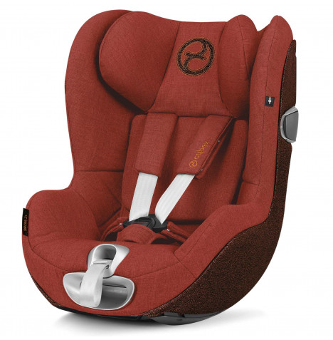 Cybex Sirona Z Platinum i-Size 360 Spin Car Seat - Autumn Gold Plus