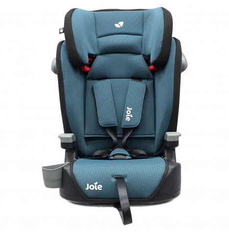 Joie Elevate Group 123 High Back Booster Car Seat - Midnight Blue