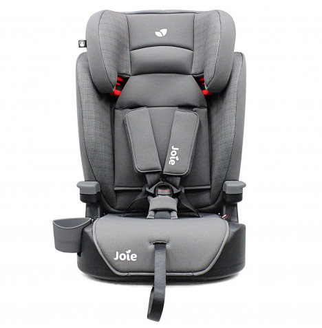Joie Elevate Group 123 High Back Booster Car Seat - Grey