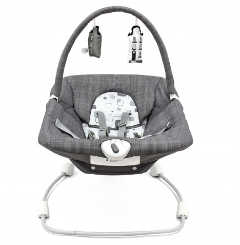 Joie Wish Bouncer - Dark Grey