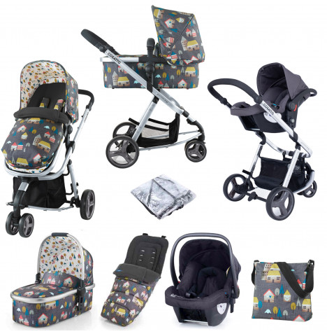 Cosatto Giggle 2 (Hold) Travel System - Hygge Houses