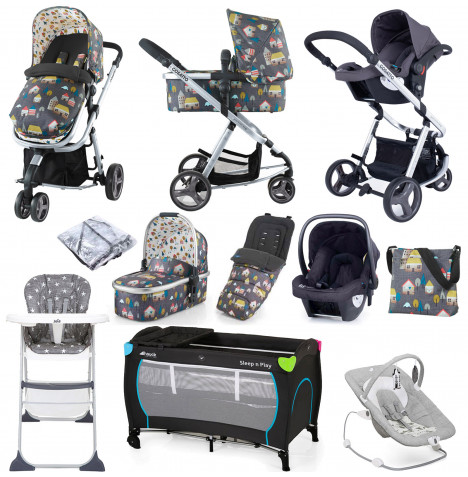 Cosatto Giggle 2 (Hold) Everything You Need Travel System - Hygge Houses